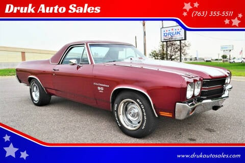 1971 GMC Sprint for sale at Druk Auto Sales in Ramsey MN