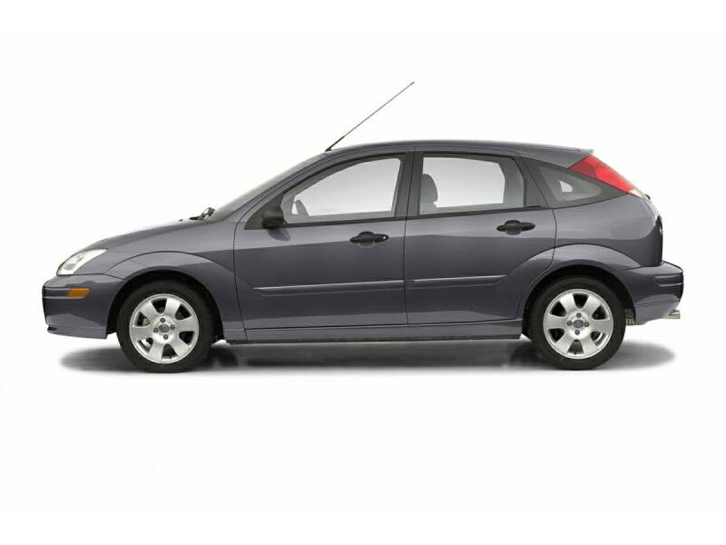 2002 Ford Focus for sale at Sundance Chevrolet in Grand Ledge MI