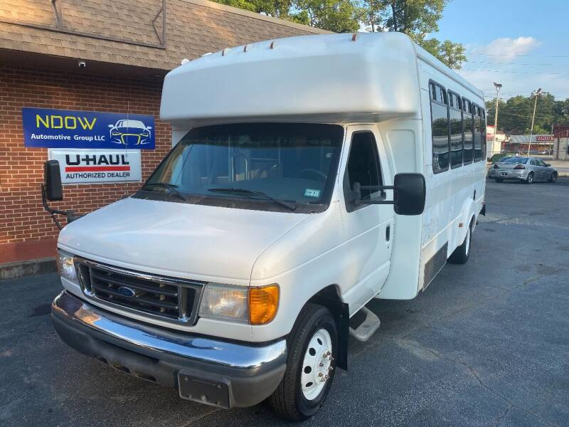2007 Ford E-Series Chassis for sale in Griffin, GA