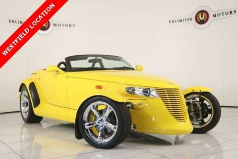1999 Plymouth Prowler for sale at INDY'S UNLIMITED MOTORS - UNLIMITED MOTORS in Westfield IN