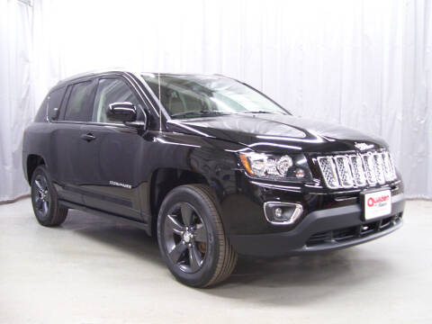 2016 Jeep Compass for sale at QUADEN MOTORS INC in Nashotah WI