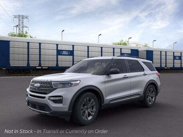 2021 Ford Explorer for sale in Seguin, TX