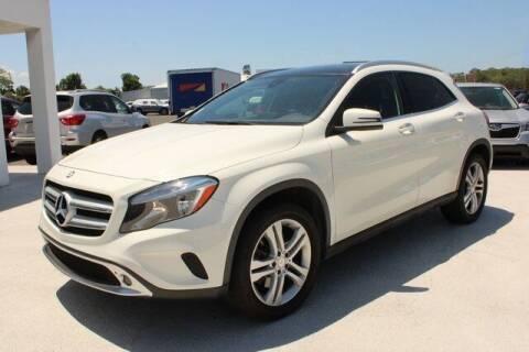 2017 Mercedes-Benz GLA for sale at BOAST MOTORCARS in Bradenton FL