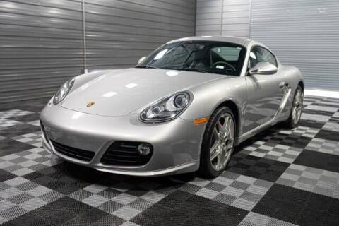 2009 Porsche Cayman for sale at TRUST AUTO in Sykesville MD