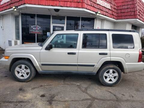 2006 Jeep Commander for sale at Savior Auto in Independence MO
