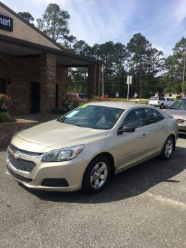 2014 Chevrolet Malibu for sale at Georgia Carmart in Douglas GA