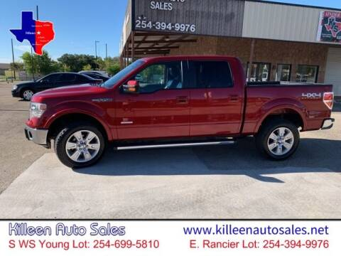 2013 Ford F-150 for sale at Killeen Auto Sales in Killeen TX