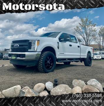 2017 Ford F-250 Super Duty for sale at Motorsota in Becker MN