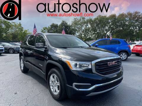 2019 GMC Acadia for sale at AUTOSHOW SALES & SERVICE in Plantation FL