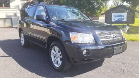 2006 Toyota Highlander Hybrid for sale at Shores Auto in Lakeland Shores MN