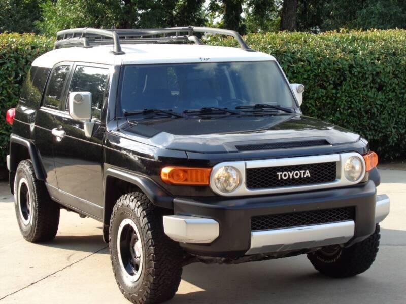 2008 Toyota FJ Cruiser for sale at Auto Starlight in Dallas TX