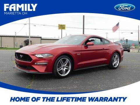 2021 Ford Mustang for sale at Pioneer Family preowned autos in Williamstown WV
