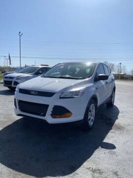 2016 Ford Escape for sale at Harbin Motors in Portland TN