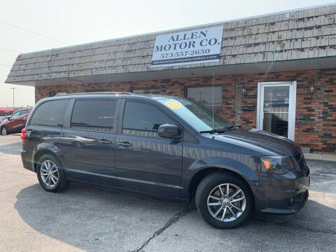 2014 Dodge Grand Caravan for sale at Allen Motor Company in Eldon MO