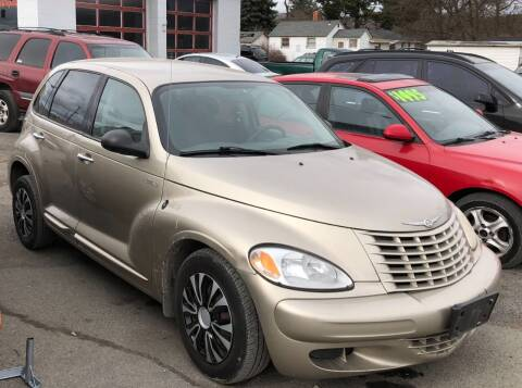 2004 Chrysler PT Cruiser for sale at Direct Auto Sales+ in Spokane Valley WA