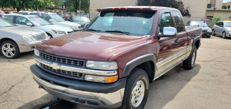 2001 Chevrolet Silverado 1500 for sale at Steve's Auto Sales in Madison WI