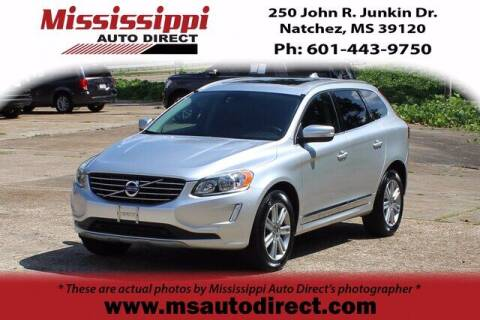 2017 Volvo XC60 for sale at Auto Group South - Mississippi Auto Direct in Natchez MS