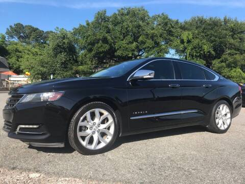 2014 Chevrolet Impala for sale at #1 Auto Liquidators in Yulee FL