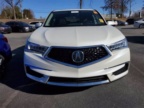 2018 Acura MDX for sale at Southern Auto Solutions - Georgia Car Finder - Southern Auto Solutions - Acura Carland in Marietta GA
