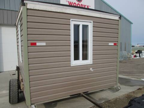 HOMEMADE FISH HOUSE for sale at Woody's Auto Sales Inc in Randolph MN