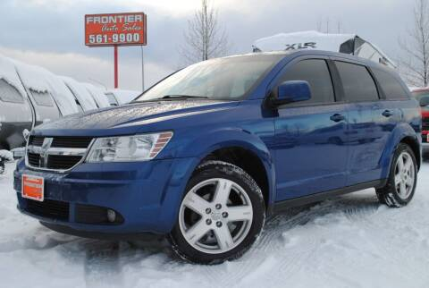2009 Dodge Journey for sale at Frontier Auto & RV Sales in Anchorage AK