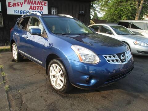 2011 Nissan Rogue for sale at EZ Finance Auto in Calumet City IL