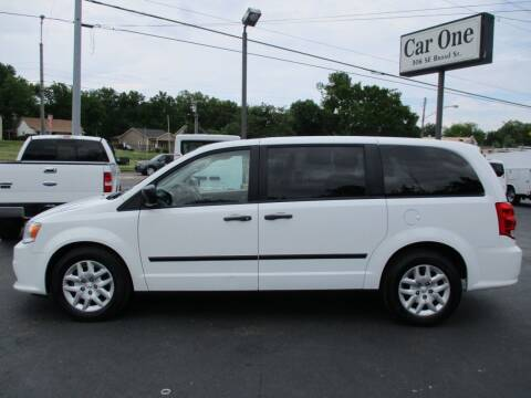 2015 RAM C/V for sale at Car One in Murfreesboro TN