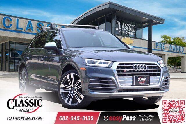2020 Audi SQ5 for sale in Grapevine, TX