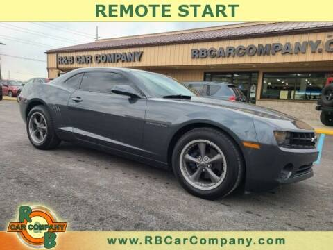 2011 Chevrolet Camaro for sale at R & B Car Company in South Bend IN