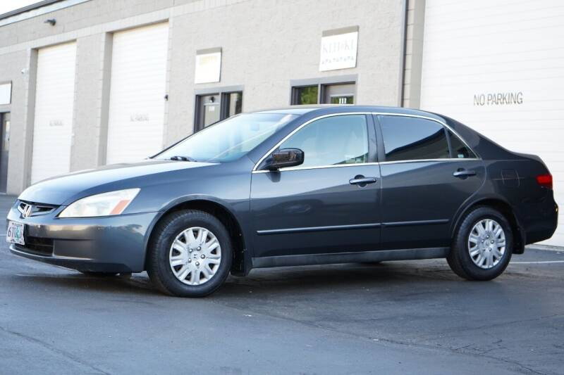 2005 Honda Accord for sale at Overland Automotive in Hillsboro OR