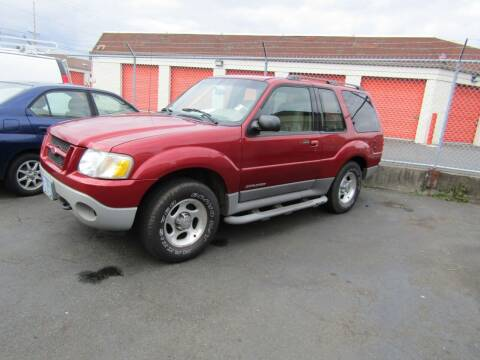 2001 Ford Explorer Sport for sale at ARISTA CAR COMPANY LLC in Portland OR