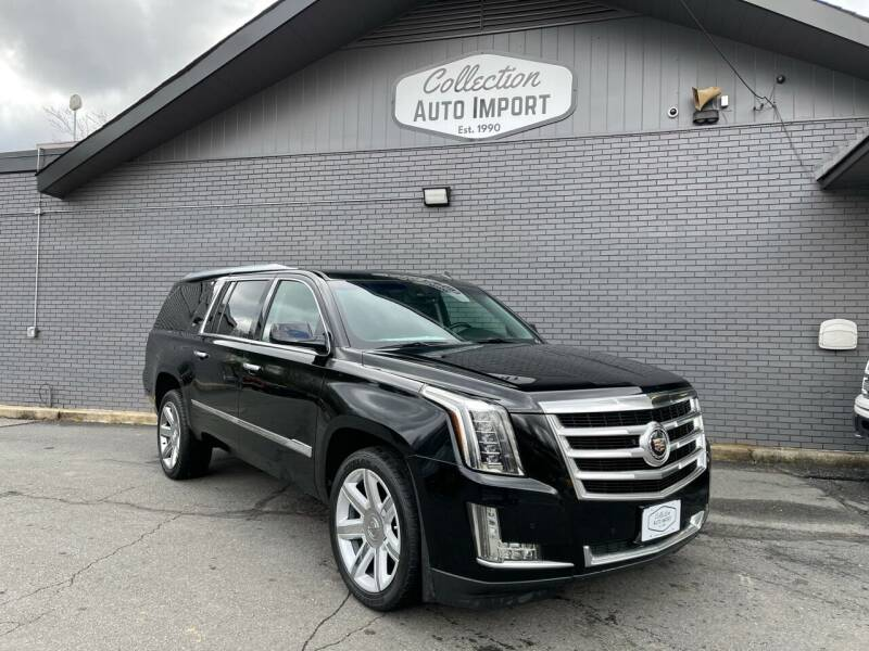 2015 Cadillac Escalade ESV for sale at Collection Auto Import in Charlotte NC