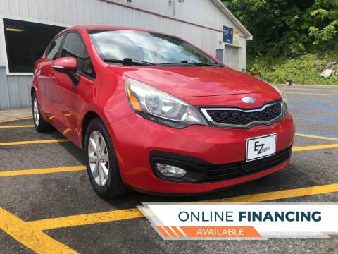 2013 Kia Rio for sale at EZ Auto Group LLC in Lewistown PA