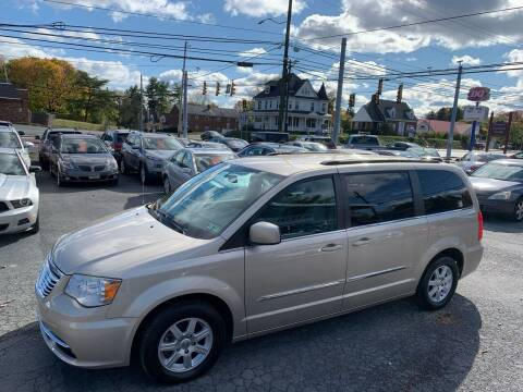 2012 Chrysler Town and Country for sale at Masic Motors, Inc. in Harrisburg PA