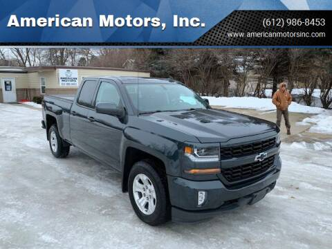 2019 Chevrolet Silverado 1500 LD for sale at American Motors, Inc. in Farmington MN