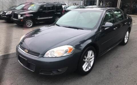 2010 Chevrolet Impala for sale at Independent Auto Sales in Pawtucket RI