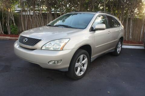2006 Lexus RX 330 for sale at Dream Machines USA in Lantana FL