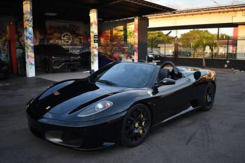 2008 Ferrari F430 Spider for sale at ELITE MOTOR CARS OF MIAMI in Miami FL