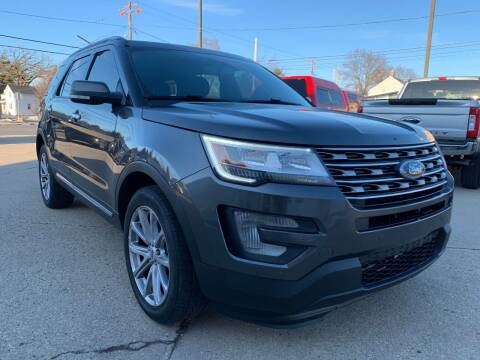 2017 Ford Explorer for sale at Auto Gallery LLC in Burlington WI