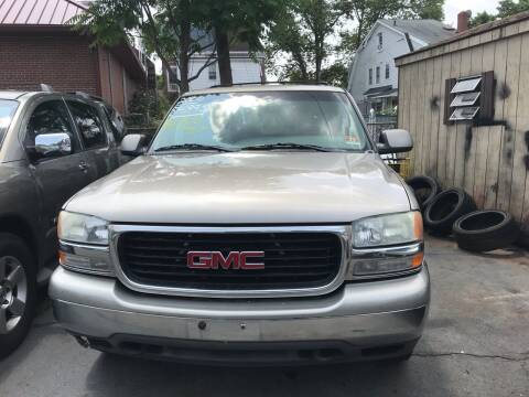 2000 GMC Yukon XL for sale at Chambers Auto Sales LLC in Trenton NJ