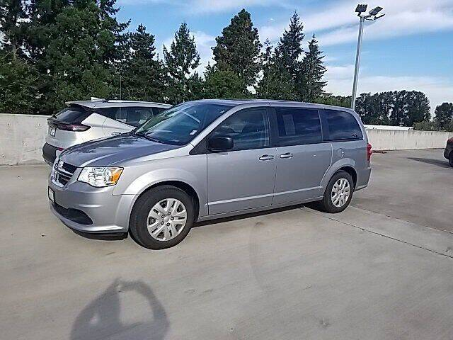 2018 Dodge Grand Caravan for sale at Chevrolet Buick GMC of Puyallup in Puyallup WA