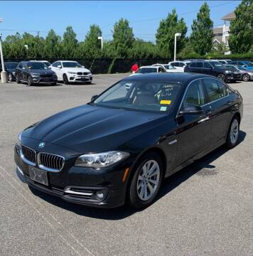 2016 BMW 5 Series for sale at Eastclusive Motors LLC in Hasbrouck Heights NJ