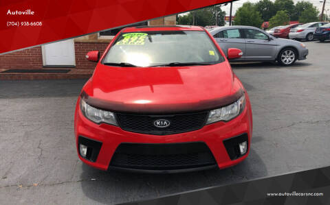 2010 Kia Forte Koup for sale at Autoville in Kannapolis NC