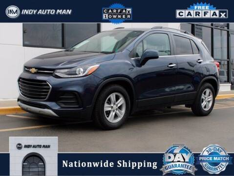 2018 Chevrolet Trax for sale at INDY AUTO MAN in Indianapolis IN