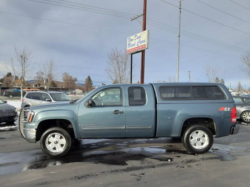 2009 GMC Sierra 1500 for sale at New Deal Used Cars in Spokane Valley WA