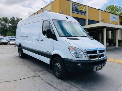 2007 Dodge Sprinter Cargo for sale at Royal Motors Inc in Kent WA