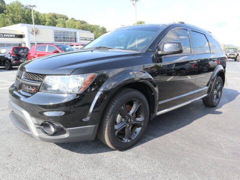 2018 Dodge Journey for sale at RUSTY WALLACE KIA OF KNOXVILLE in Knoxville TN