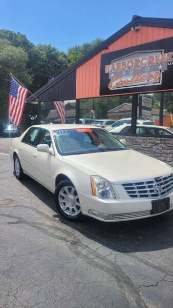 2011 Cadillac DTS for sale at Harborcreek Auto Gallery in Harborcreek PA