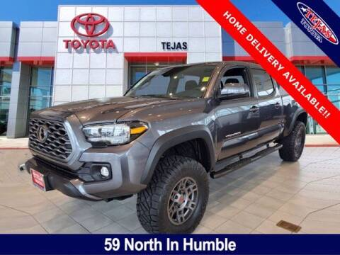 2021 Toyota Tacoma for sale at TEJAS TOYOTA in Humble TX