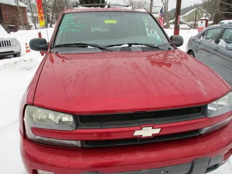 2004 Chevrolet TrailBlazer for sale at FERNWOOD AUTO SALES in Nicholson PA
